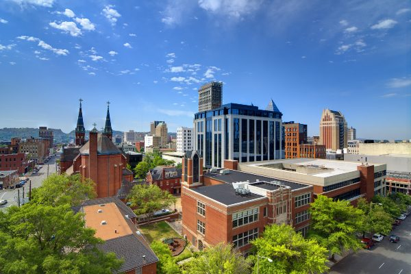 Birmingham Alabama skyline