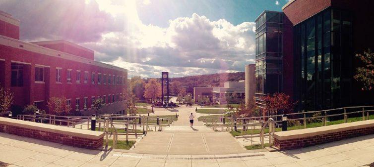 Frostburg State University campus