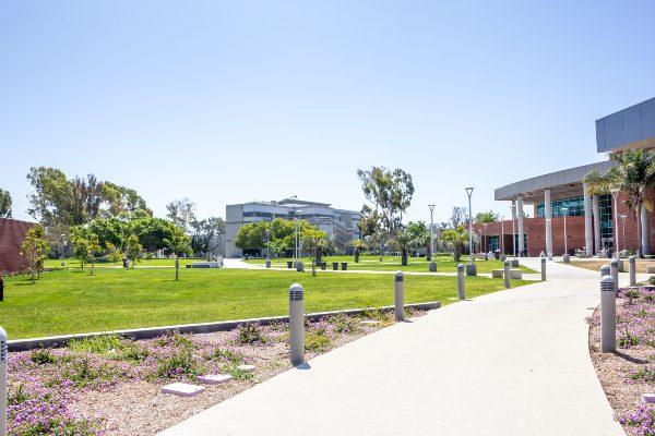 Orange Coast College campus