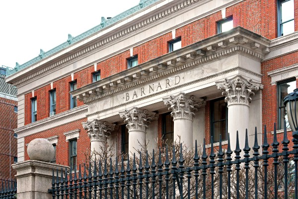 March 2021 Speech Code of the Month: Barnard College