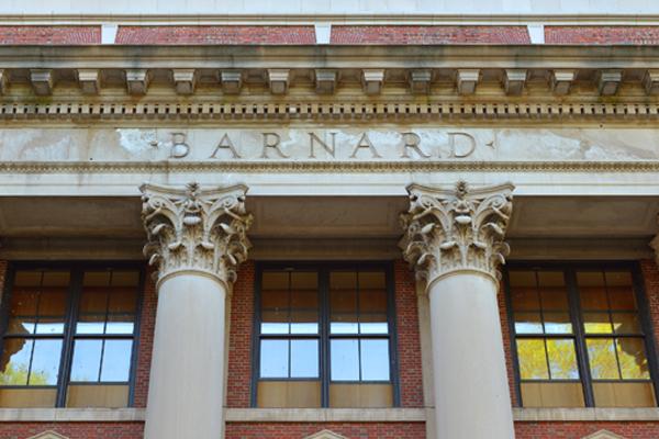 Blocked policies at Barnard College [VIDEO]