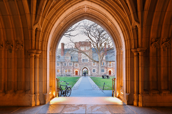 Princeton's president on free speech, the pursuit of truth, and consequences