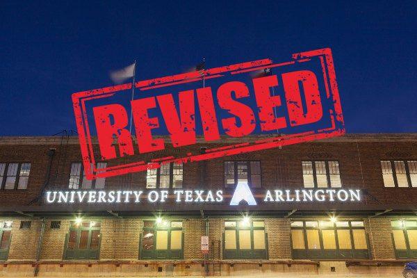 University of Texas Arlington [REVISED]