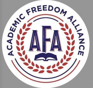 Academic Freedom Alliance logo