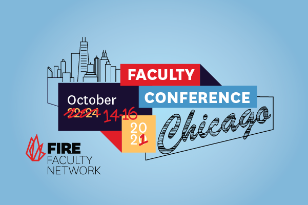 FIRE Faculty Network conference