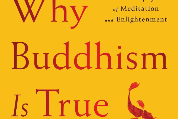 Twitter as meditative practice: 'Why Buddhism is True' by Robert Wright wins this month's book award