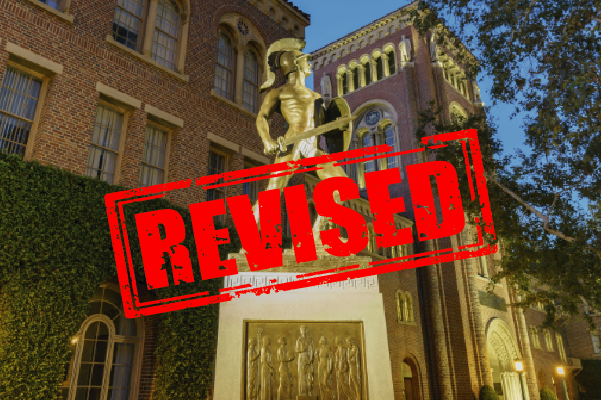 USC revised
