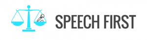 Speech First logo
