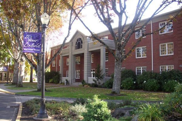 Riley Center at Linfield College in McMinnville, Oregon