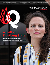 FIRE Winter Quarterly 2020