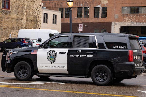 University of Minnesota Police Department