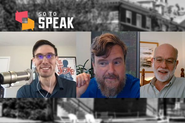 SO TO SPEAK: THE FREE SPEECH PODCAST Ep. 135 Are education schools secretly driving campus censorship?