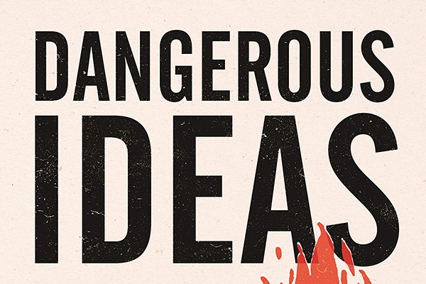 Eric Berkowitz's new book 'Dangerous Ideas' is a masterpiece, but I have some quibbles