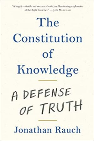 The Constitution of Knowledge cover