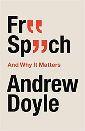 Free Speech: Why it Matters cover