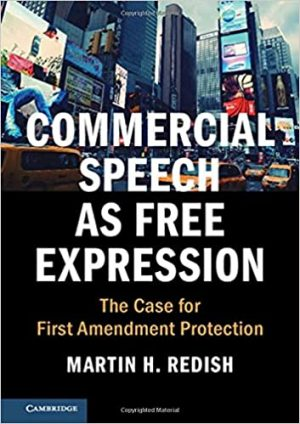 Commercial Speech as Free Expression: The Case for First Amendment Protection cover