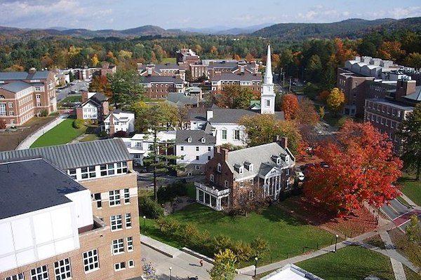Dartmouth College campus.
