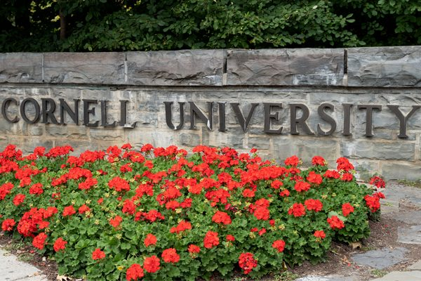 """Cornell promises students the right to protest without a permit in one policy. But events having to do with """"controversial topics"""" require a month's notice."""