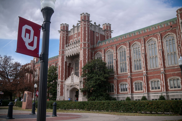 University of Oklahoma instructor gets it wrong — again