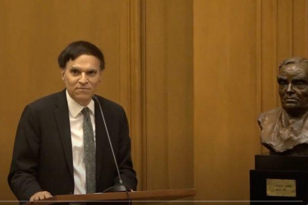 Chief Judge Robert Katzmann (2017)