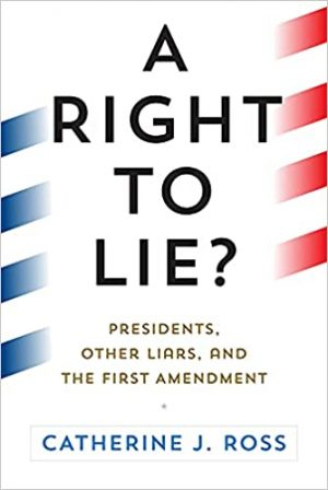A Right to Lie? cover