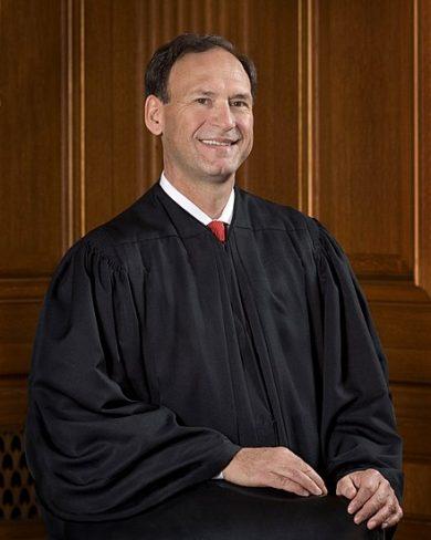 Justice Samuel Alito (Supreme Court of the United States)