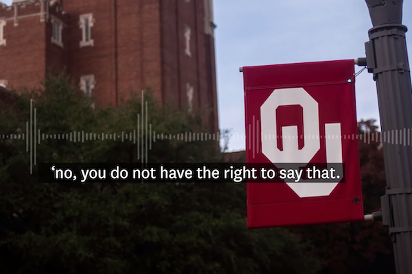 Oklahoma responds (sort of) to FIRE investigation into troubling faculty workshop