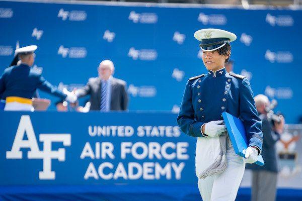 2021 Air Force Academy Graduation