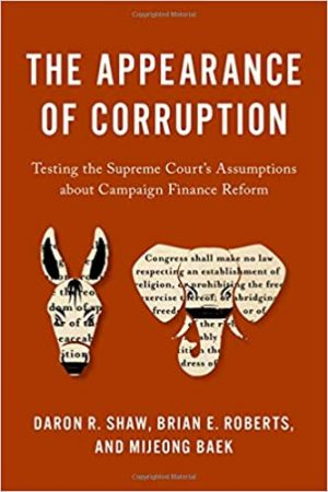 The Appearance of Corruption cover