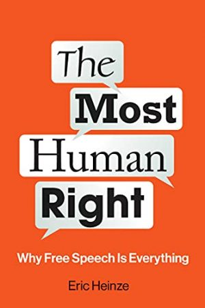 The Most Human Right cover