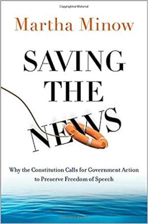 Saving the News cover