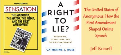 """""""Sensation,"""" """"A Right To Lie,"""" and """"The United States of Anonymous"""" covers"""