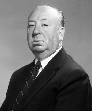 Alfred Hitchcock (Studio publicity photo)