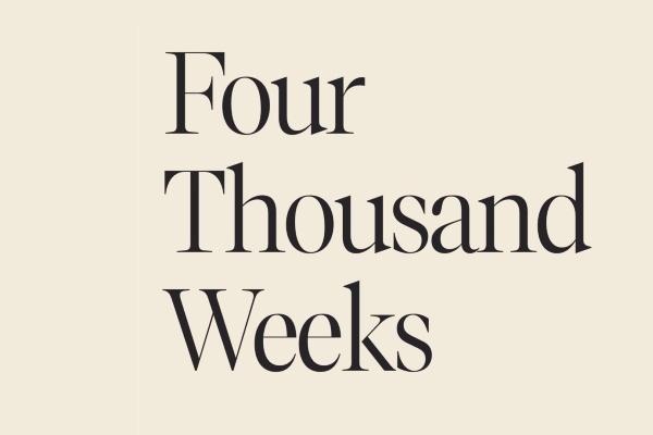 'Four Thousand Weeks' by Oliver Burkeman, Walt Simonson's Fantastic Four, and Mermaid Avenue: The August 2021 Prestigious Awards