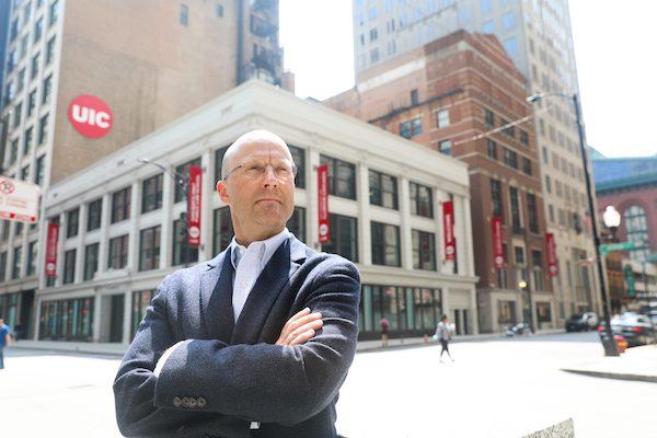 University of Illinois Chicago law professor Jason Kilborn.