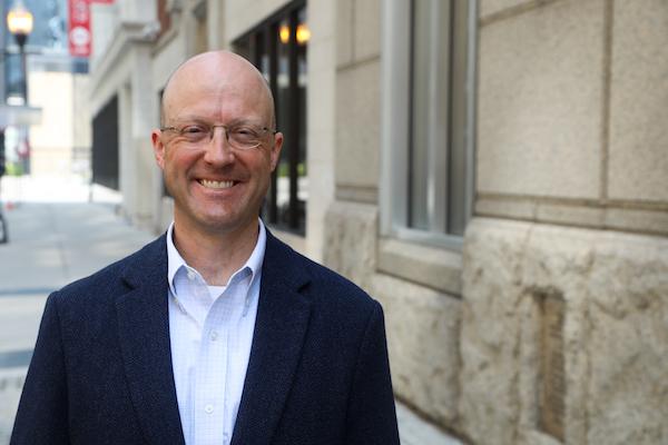 University of Chicago law professor Jason Kilborn.