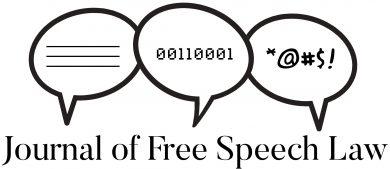 Journal of Free Speech logo