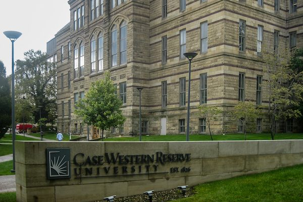 Case Western Reserve University is a private research university. Founded in 1967 through the federation of two longstanding contiguous institutions