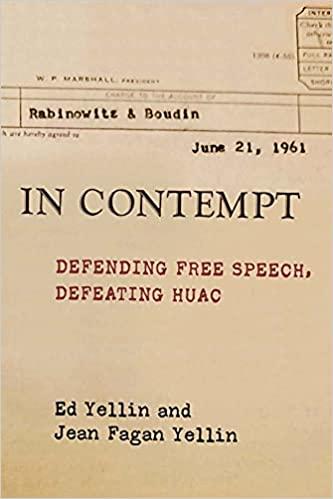In Contempt cover