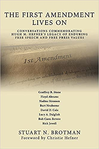 The First Amendment Lives On cover