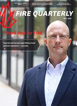 FIRE Fall Quarterly 2021